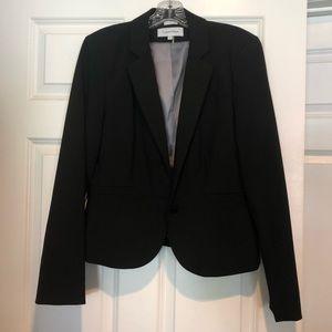 Black Calvin Klein Women's Blazer Suit Jacket Sz10